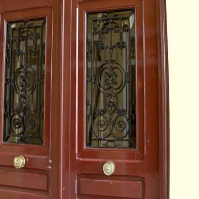 Elegir una puerta de exterior