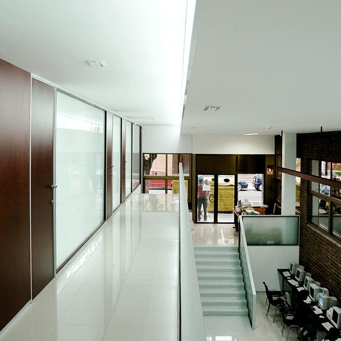 Instalaciones de comercios y oficinas